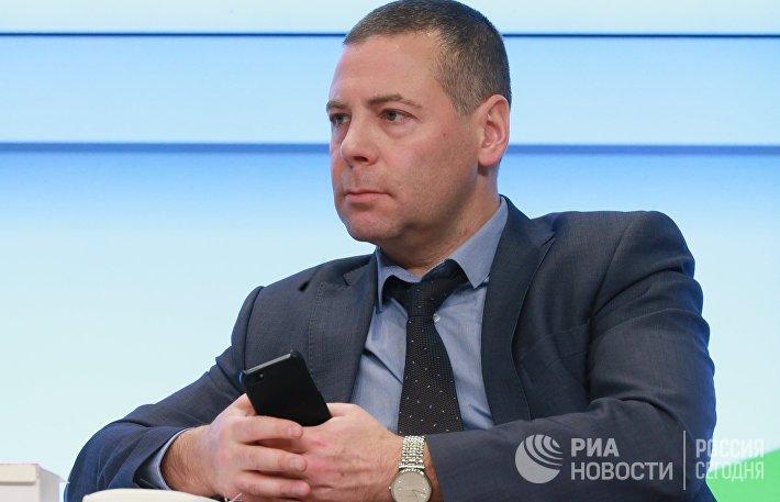 Заместитель министра Минкомсвязи России Михаил Евраев