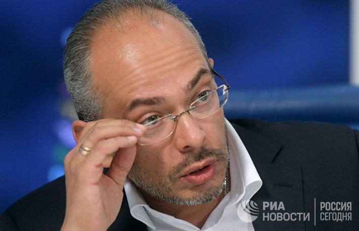 Пресс-конференция руководства партии Единая Россия