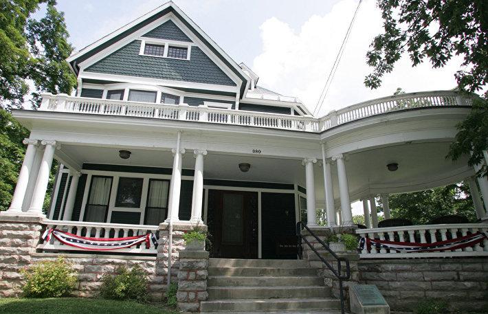 Дом Уоррена Гардинга