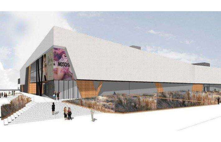 Проект реконструкции торгово-развлекательного центра Золотой Вавилон