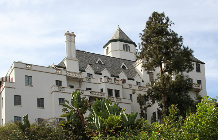 Chateau Marmont (Лос-Анджелес, США)