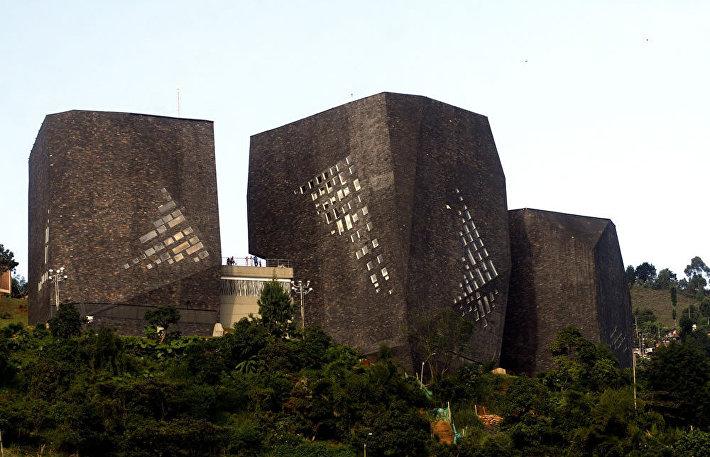 Библиотека в Медельине